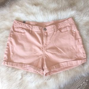 Lauren Conrad Blush Shorts